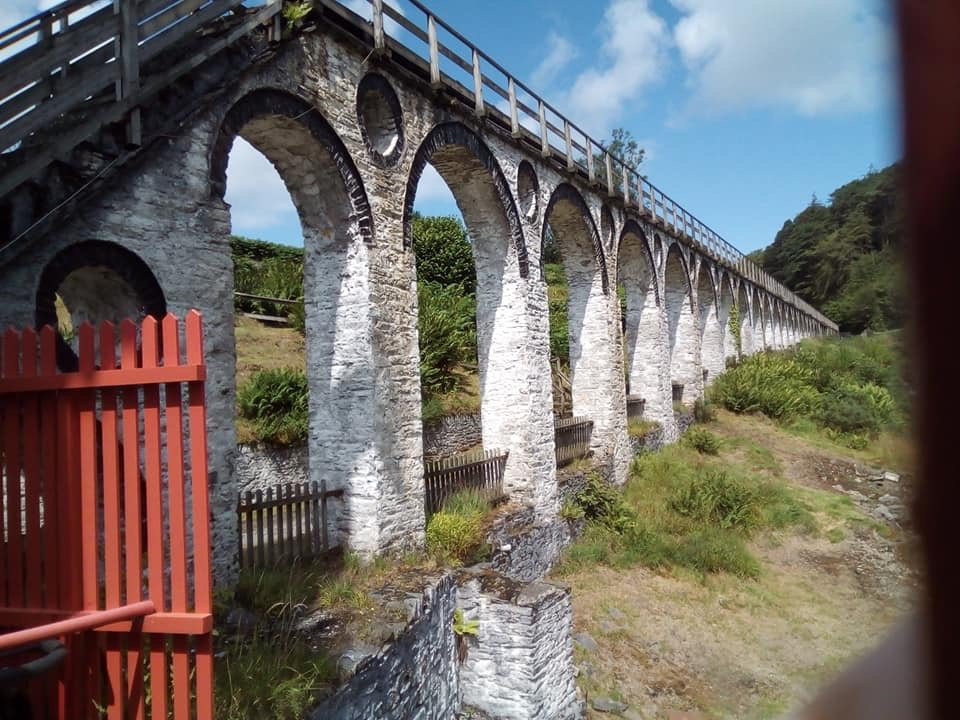 IOM 2019 Laxey Bridge