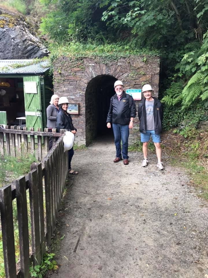 IOM 2019 Laxey Drift Mine